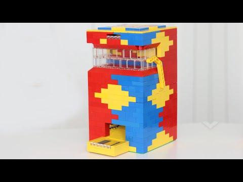 Pocket Sized Lego Candy Machine Tutorial Lego Candy Machine V19