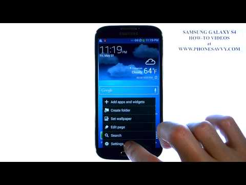 Samsung Galaxy S4 - How Do I Enable Automatic Answering