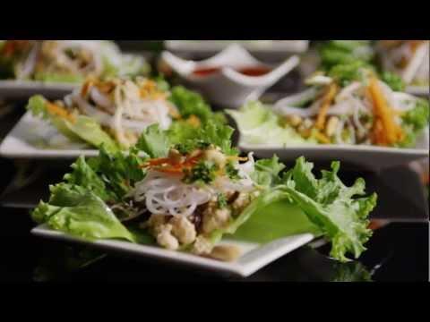 How to Make Turkey Lettuce Wraps with Shiitake Mushrooms | Wrap Recipe | Allrecipes.com