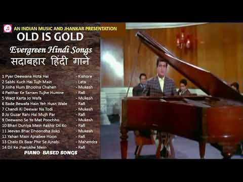Xxx Mp4 OLD IS GOLD Evergreen Hindi Songs सदाबहार हिंदी गाने Sad Songs II Piano Based Songs II 2019 3gp Sex