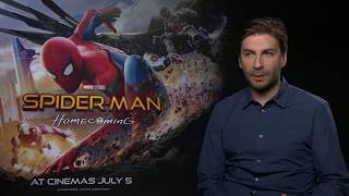 Interview With Jon Watts Spider man Homecoming