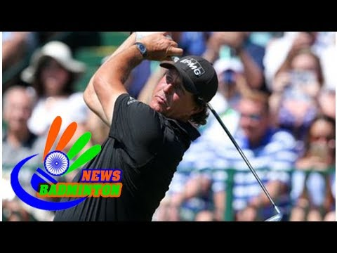 'Embarrassed' Mickelson apologises for US Open rules violation