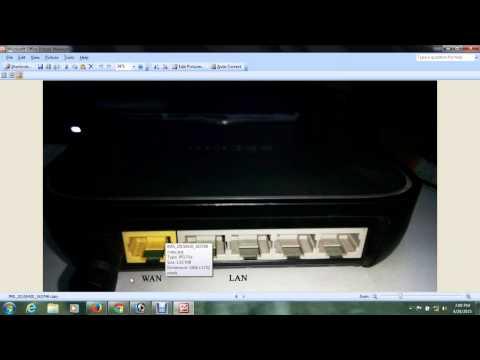 Belkin G Wireless Router Configuration in Bangla