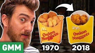 Recreating Discontinued McDonald
