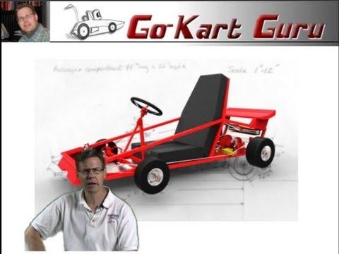 Go Kart Plans  - Go Kart Guru