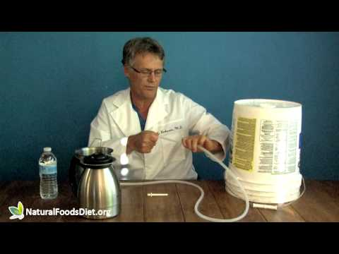 Best Way To Detox - Coffee Enema Procedure