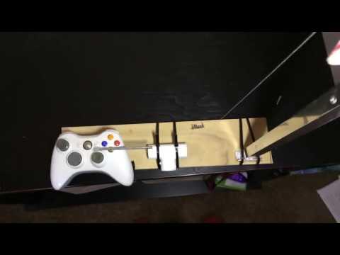 How to make a handbrake for xbox 360 controller