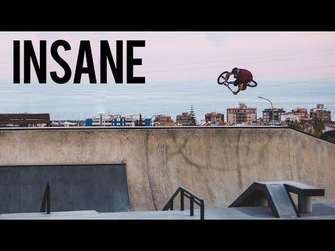 The Most Scenic Skatepark Ever?