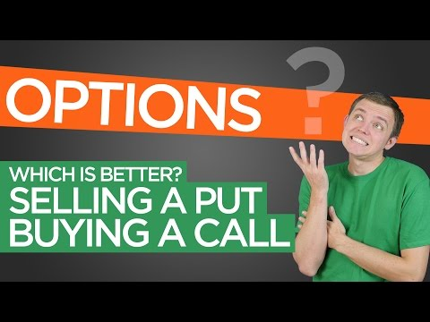 Why Sell a Put (Unlimited Risk) When You Could Buy a Call?