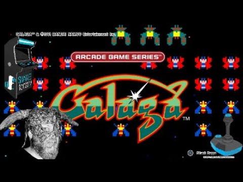 Galaga (retro 1980's)
