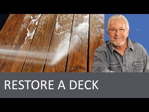 How to Restore Your Deck in a Day
