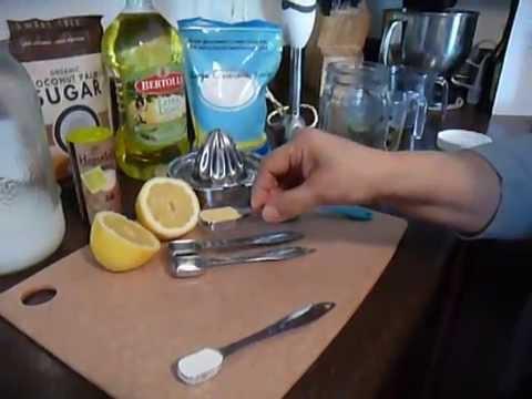 Egg Free Mayonnaise
