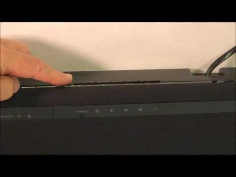 Yamaha YAS 706 Soundbar Wireless Subwoofer Review