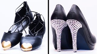 SHOE UPGRADES! Step Up Your Shoe Game With These Clever Upgrades and Hacks by Blossom