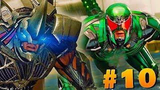 FIGHTING RHINO AND SCORPION | Marvel's Spider-Man #10