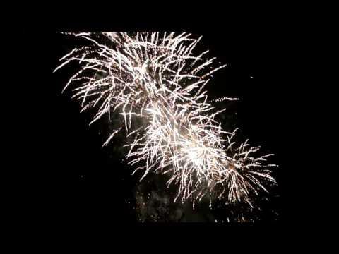 Ogre 18th November fireworks