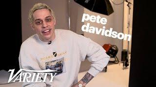 Download Pete Davidson Reveals the SNL Skit That Made Him Break Video