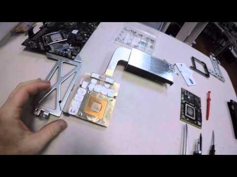 How to: iMac 27 Overheating Fix.