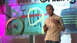 เรียนอย่างมีความสุข (Learning with happiness) | Jon Jandai | TEDxChiangMai