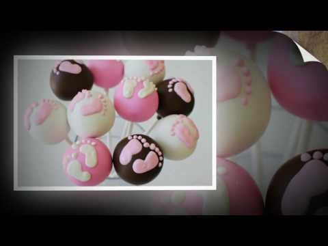 Baby Shower Cake Pops Decorating Ideas