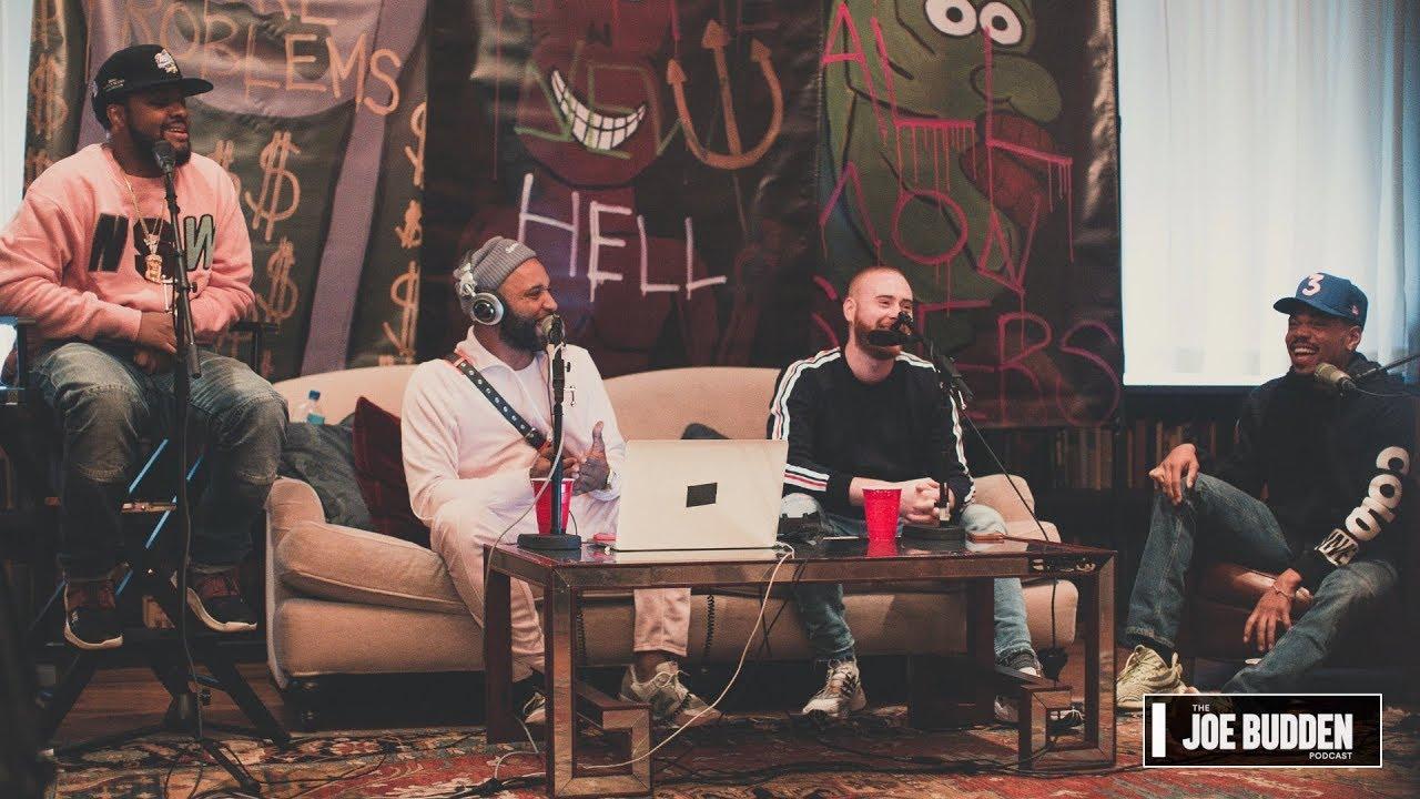 "The Joe Budden Podcast Episode 185   ""Tick"" feat. Chance The Rapper"