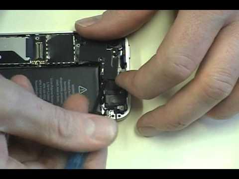 iPhone 4 CDMA Version Screen Repair Manual 1 of 3