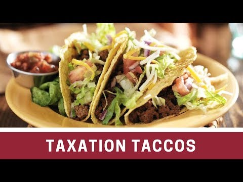 Taxation Tacos - Use IRS Free File to File Taxes for Free