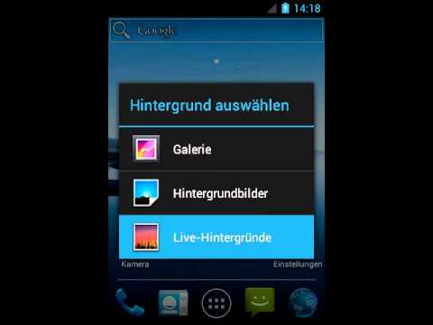 Android 4 on Samsung Galaxy Ace