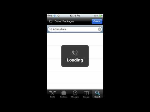How To Get Android Pattern Password And Folder Lock For Ipod/iphone