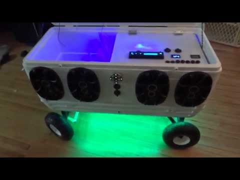 Cooler Radio Wagon Demo! (Update #5)