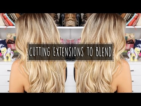 Cutting Extensions to Blend