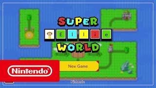 """Super Mario Maker 2 - Neuer Modus """"Welt bauen"""", Koopalinge und neue Levelelemente! (Nintendo Switch)"""