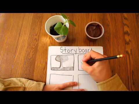 Storyboard Short Film
