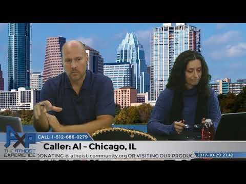 Does Street Epistemology Work With American Muslims? | Al - Chicago, IL | Atheist Experience 21.42