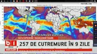 12/29/2016 -- Dutchsinse makes INTERNATIONAL NEWS in Europe / Romania :) -- Global wave MIMIC and EQ