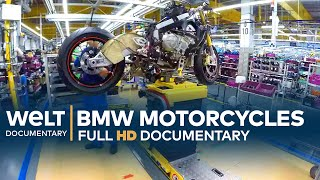 BMW Motorcycles - Worlds Biggest Motorbike Factory | Full Documentary