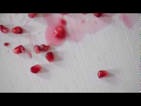 Pomegranate Champaign Sorbet