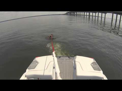 How To Get Up On A Surf Board   Wake Surf