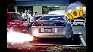 ULTIMATE LOUDEST CAR EXHAUSTS !!