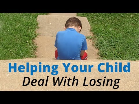 Helping Your Child Deal With Losing – Dudes to Dads Ep 121 [AUDIO ONLY]