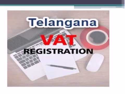 Telangana Commercial Tax e Payment and VAT Rates Detail