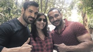 Meeting John Abraham
