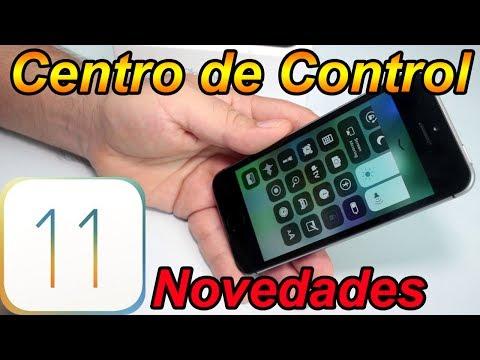 Personalizar el Nuevo Centro de Control iOS 11 - iOS 11 Mejores Funciones Parte 2