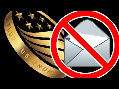 No More Mail Orders With The US Mint!