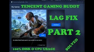LAG FIXED!! Part-02 | How To Fix LAGS In PUBG MOBILE On
