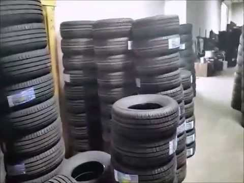 Wholesale Tires USA Warehouse