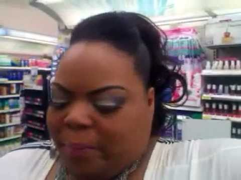 I'M SICK AND TIRED OF PAYING FOR NAIL SALONS, COME GO TO WALMART WITH ME