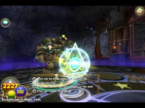 Wizard101 Talos