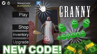 New Codes In Granny Roblox