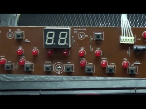 how to repair power switch of induction stove